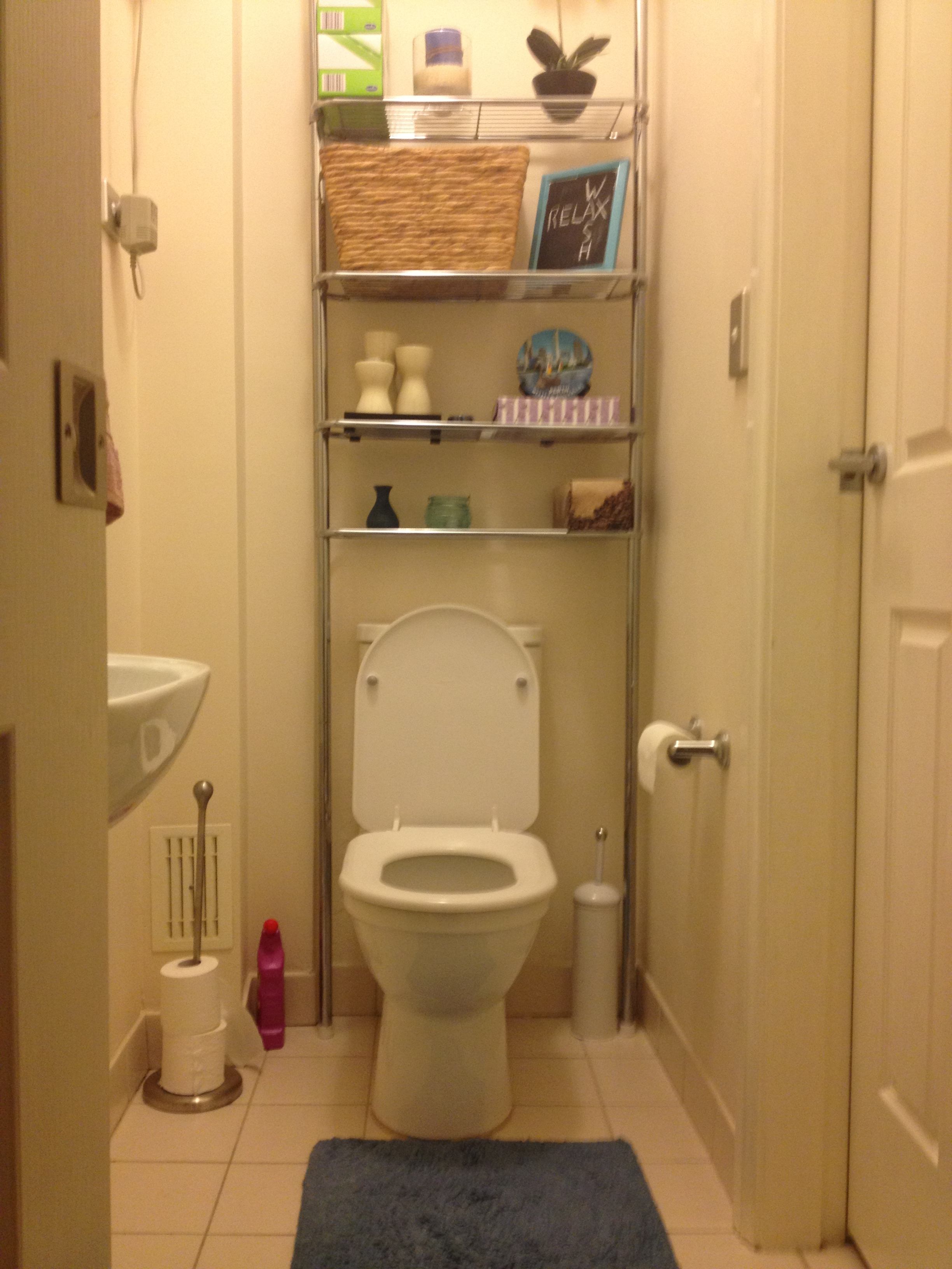 you can decorate and organize a small powder room littleprince68